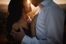 Engagement Photo Inspiration / Romantic, natural poses for the intimate, the expressive, the sun chasers.