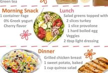 Eating healthy / by Christina Boland