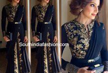 Designer lehengas / Designer gowns