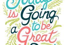 Positive Encouragement