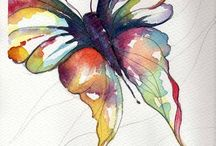 Maling - Vannmaling - Akvarell