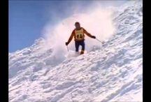 80s Ski Lodge