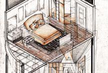 İç Mimari / Interior Design