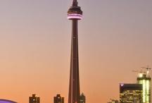 Toronto / Main location for my novel, Icarus Rising.