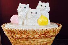 Cat Cookie Jars