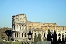 Coliseo de Roma. / Photo Travel History Art Architecture Archaeology Fotografía Viajes Historia Arte Arquitectura Arqueología