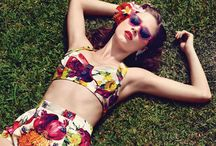 Swimsuits / by Carmen Schrum