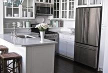 Kitchen remodel ideas / by Kelli Roth