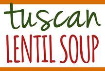 recipes soup