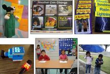 Literacy Content Stations