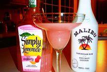 Drinks / by Elizabeth Mashburn-Campbell