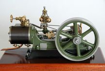 Live steam engines / by Robert Thompson