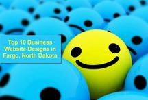 Website Designs / Recent website designs by Simple Start SEO in Fargo, ND