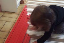 Vie pratique et sensorielle 3/6 ans Montessori
