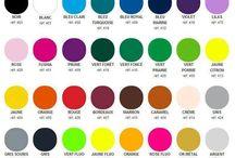 FLE : les couleurs et les nombres