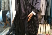 Love Lagenlook and Mori style!!