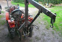 TZ 4K 14 / malotraktor