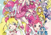 Pretty cure xD