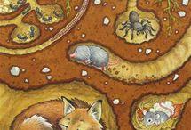 Lesní zvířátka / Vše o lesních zvířatech