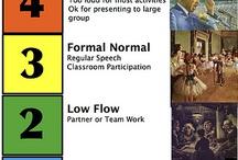 Class room ideas / by Heather Johnson