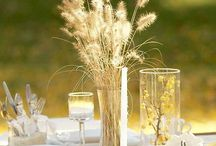 Fall Floral Inspiration / For fall weddings, special events, parties and dinners!