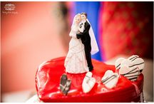 Cakes / Interesting confessionaries designs which we have shot during our #wedding and #brithday