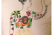 Embroidery - Ricami