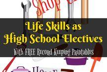 Homeschooling- High School