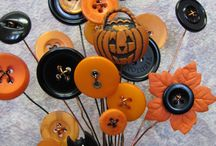 When Autumn Leaves Start to Fall / fall projects, fall decor, halloween