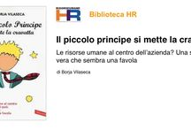 Biblioteca HR - Libri / Libri recensiti o consigliati sul portale RisorseUmane-HR.it