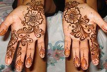 Heena/Mehindi