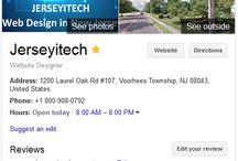 New Jersey Web Design