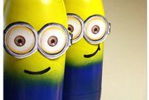 Műanyag palackból kreatívan