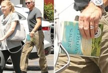 Celebs reading books with a strong setting