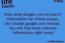 School hacks / Hacks u will need if u are in school