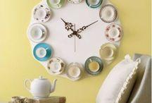 clocks / by Rina van Rensburg