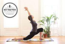 leuke yoga oefeningen