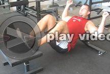 Fitness: Legs | Butt / by Ashley Ghilardi