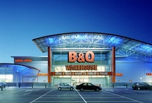 B&Q Belvedere / CHQ Partnership was commissioned to design this £8m new build project for B&Q Plc at Belvedere in North Bexley. It comprises 106,000 sq ft (9,820 sq m) of retail warehousing including a 20,000 sq ft Garden Centre, 30,000 sq ft Builder's Yard and 600 customer parking spaces.