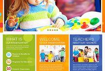 Kids Webdesign