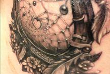 Traumfänger tattoo