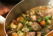 Stews / by Jill Gehrig