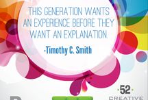 52 Creative Family Time Experiences / Timothy Smith helps parents discover fun and creative ways to share spiritual truths while spending time together as a family. This board will bring inspiration to you as a parent to help you create those meaningful experiences.