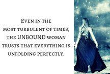 UNBOUND women
