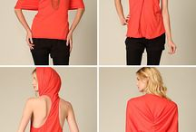 Convertible clothing / Convertible Clothing