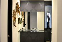 Nightingale Decor by Erika Winters® Design / Erika Winters design: Interior Design, D-EDGE Studio: Architect, Channel Development: Contractor