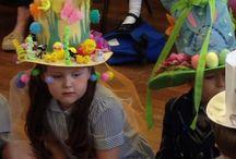 sombrero escola