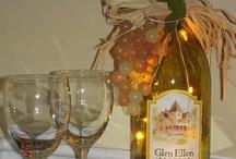 Wine & Vineyards / by Joan Silkartist