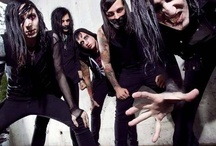 Motionless in White / WE'VE COME TO FUCKING SCARE YOU TO DEATH! / by Austine Grissom