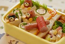 BENTO: Japanese lunch box / They are just too cute to be eaten!  See more on :  http://ignition.co/18 http://ignition.co/19